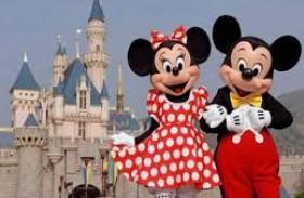 Criança ganha viagem para Disney e surta