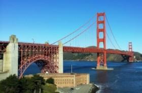 Cinco dicas certeiras!  Atravesse a Golden Gate de bike