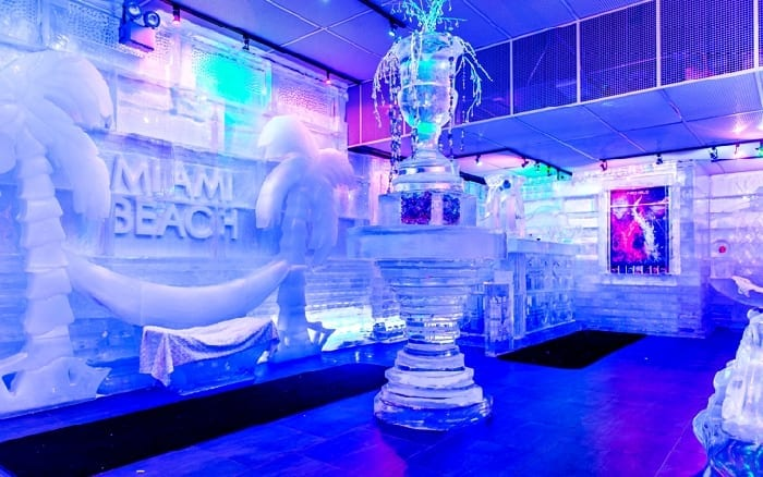 Venue-Ice Bar Photo
