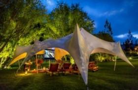 Hotel no Vale Sagrado dos Incas, no Peru, oferece cinema ao ar livre
