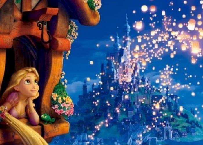 Castelo do desenho Enrolados, da Disney, foi inspirado no Mont Saint Michel