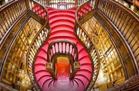Conheça uma das livrarias mais lindas do mundo
