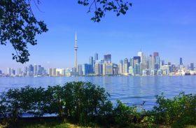 Tem praia de nudismo no Canadá? Tem sim senhor! Conheça a Toronto Islands