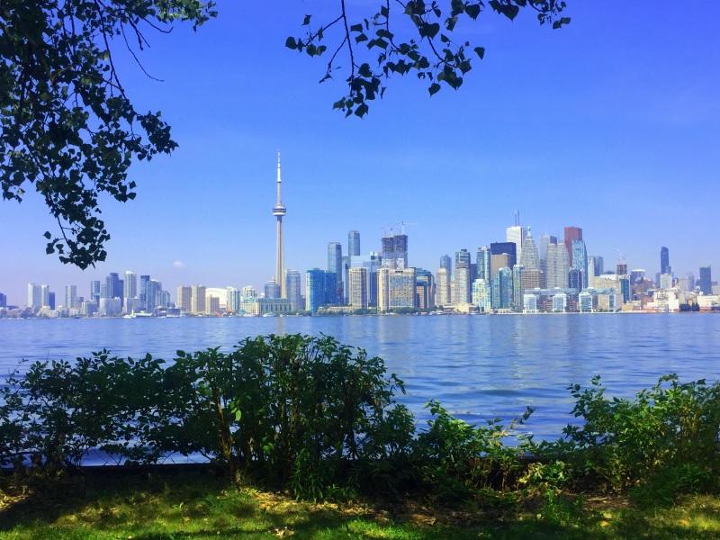 Toronto Islands têm shows, passeios e praia de nudismo (foto Andrea Miramontes/Lado B Viagem)