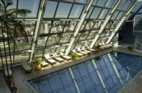 Hotel de luxo e business São Paulo tem tarifa em promoção