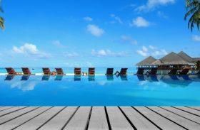 Cinco piscinas incríveis para você se esbaldar no calorzão