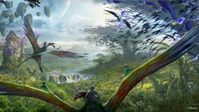 animais-voadores-avatar-disney