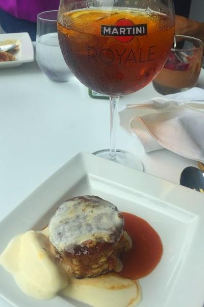 Almocinho em Interlagos foi regado a drinks e com sobremesa de embriagar