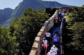 Maratona do Círculo Polar e da Grande Muralha da China! Veja essas corridas fantásticas