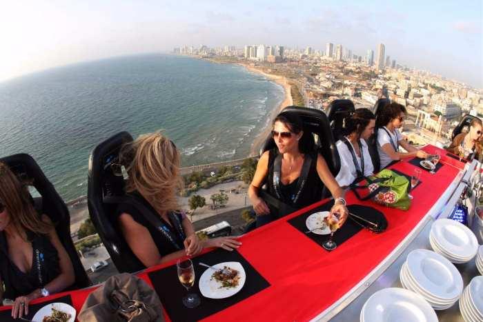 Que tal um jantar de chef no céu de Puerto Vallarta?