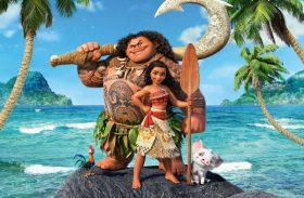Casamento na Polinésia Francesa de Moana. Quem amaria?