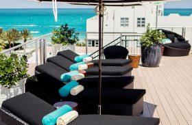 Hospede-se em Miami Beach com economia e vista para o mar, com o Croydon