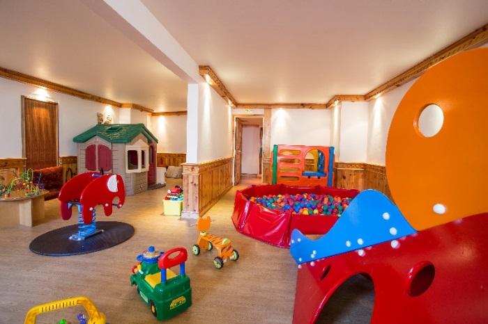 34- Kids room