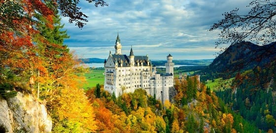 DZTEK Europe, Germany, Baviera, Neuschwanstein Castle.
