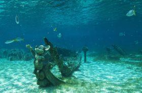 Ilha particular da Disney tem até mundo submerso com Mickey!