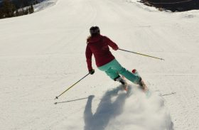 Park City: começa a cair neve na maior área de esqui dos EUA