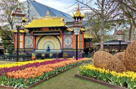 Tivoli, em Copenhagen, foi a inspiração para Walt criar a Disney