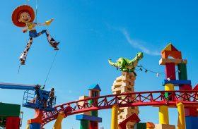 Disney revela como será a Toy Story Land, em 2018