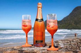 Drinks de espumante invadem os réveillons mais badalados do Brasil