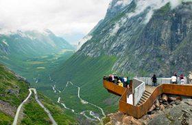 Natureza incrível! Imagens 360 da Noruega farão você carimbar o passaporte