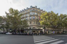 Liquidação da Galeries Lafayette em Paris tem até 70% de desconto
