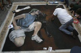 Festival de street art traz pinturas 3 D e ilusionismo para a Flórida