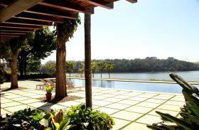 Luxo e natureza são algumas das delícias do novo resort em Ibiúna, Santa Clara