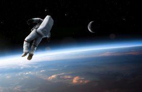 Nasa faz encontro com astronauta brasileiro Marcos Pontes