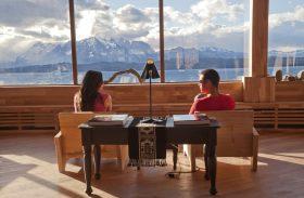 Descubra Tierra Patagonia, hotel icônico cercado de montanhas em Torres Del Paine