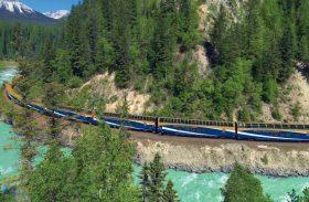 Volta ao mundo de trem começa em Chicago e termina na Escandinávia